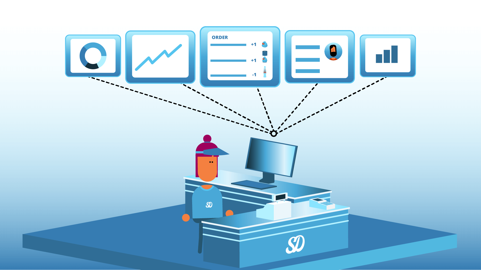 Payment dashboards